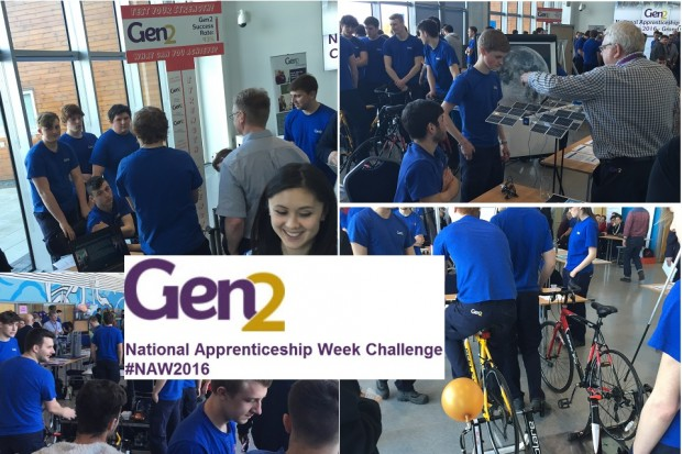 Gen2 National Apprenticeship Week Challenge 2016