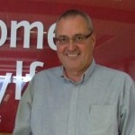 Stuart Law, Site Director at Wylfa