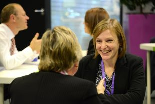 Women in Nuclear speed mentoring event 2015