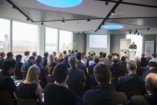 Briefing event for the Integrated Innovation competition at Catapult Centre, London