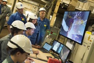 Demonstration of LaserSnake2 at Sellafield site
