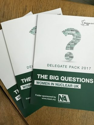 Delegate pack from WiN UK 2017 conference