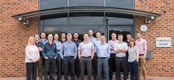Our team at Red Engineering Ltd