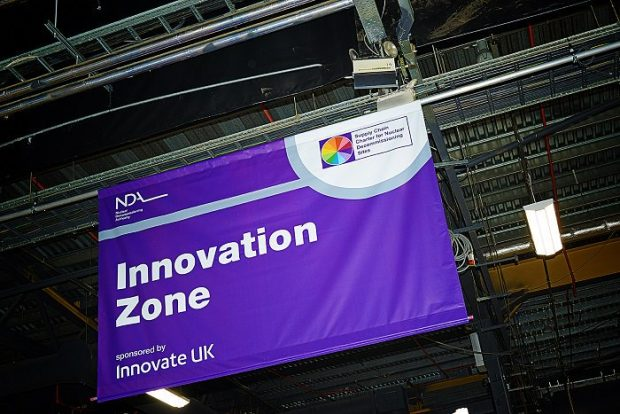 innovation zone banner