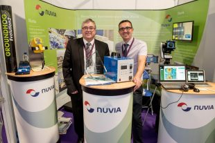 RECOGNISING INNOVATION ZONE WINNERS: Nuvia, Delta International and Sellafield won the NDA Technology Innovation Award.