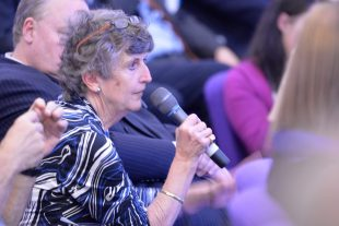 Stakeholder questions NDA at Stakeholder Summit 2017