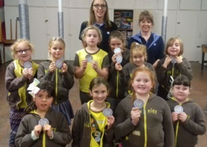 Second Seascale Methodist Brownies