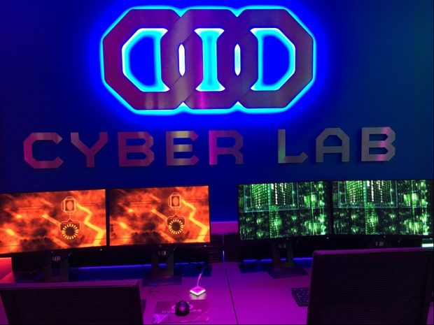 new cyber lab has opened in Cumbria