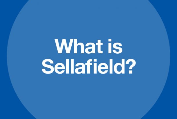 What is Sellafield question on a bright blue background