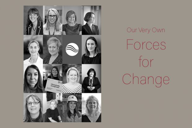 Our very own forces for change