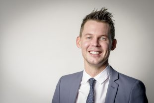 Portrait image of Neil Crewdson