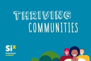 Thriving communities illustration