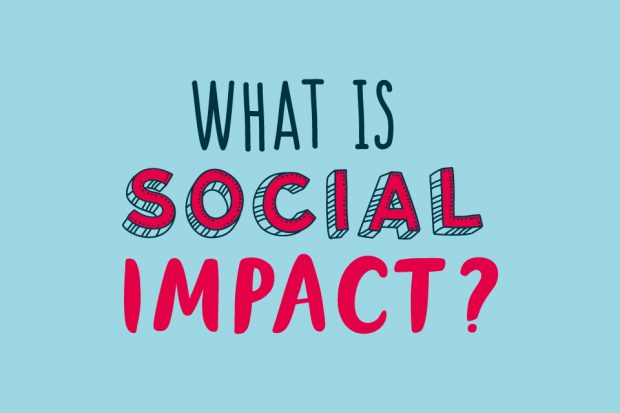What is Social Impact Graphic