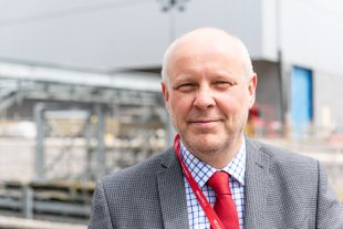 Cllr Russ Bowden on the Sellafield site