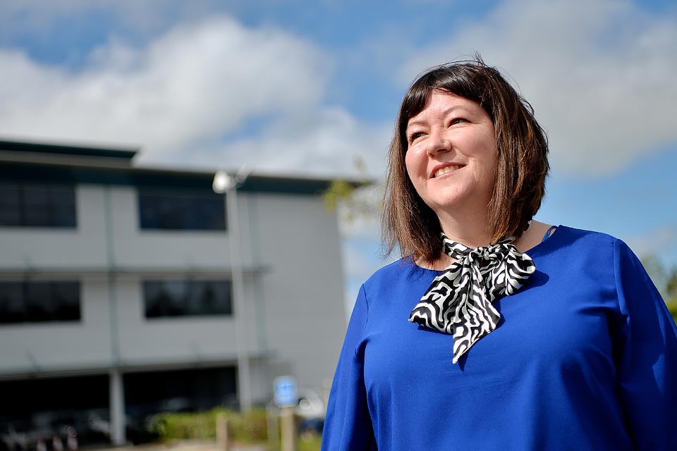 Melanie Brownridge - Technology and Innovation Director, NDA